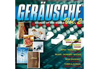 VARIOUS - Geräusche Vol.2-Sounds Of The World  - (CD)