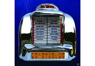 VARIOUS - Tribute To Bo Diddley  - (CD)