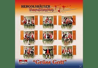 Hergolshäuser Musikanten - Grüß Gott  - (CD)