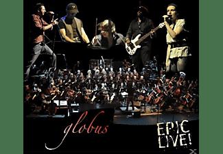 Globus - Epic Live!  - (CD)