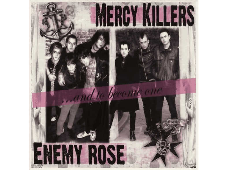 The Enemy, Mercy Killers/Enemy Rose - And to become-one [CD]