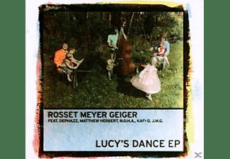 Rosset / Meyer / Geiger - Lucy's Dance  - (CD)