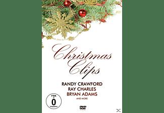 VARIOUS - Christmas Clips  - (DVD)