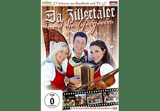 Da Zillertaler Und Die Geigerin - Da Zillertaler Und Die Geigerin  - (DVD)