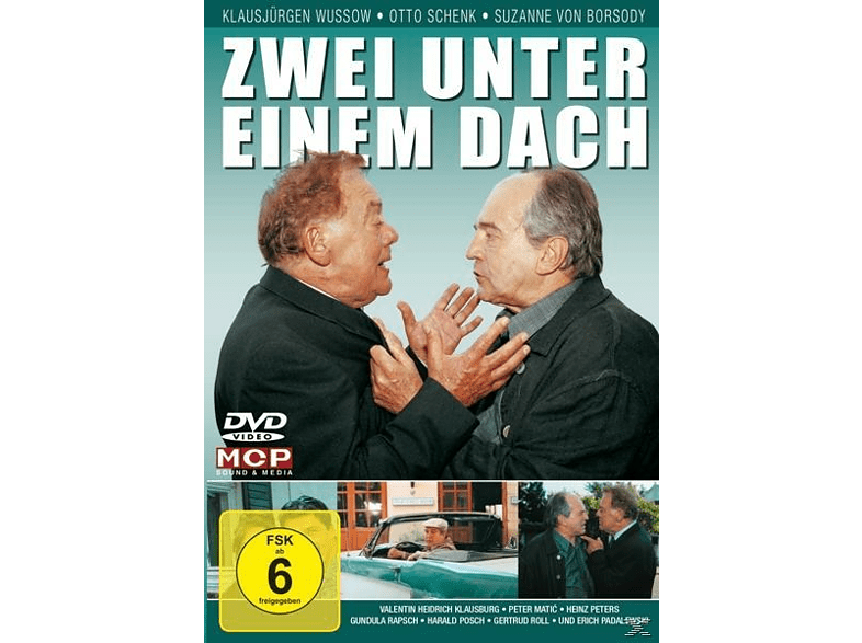 Zwei unter einem Dach [DVD]