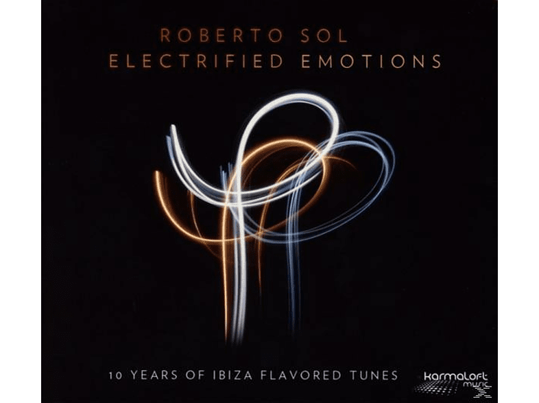 Roberto Sol - Electrified Emotions [CD]
