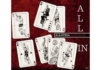 Allotria Jazzband - All In  - (CD)