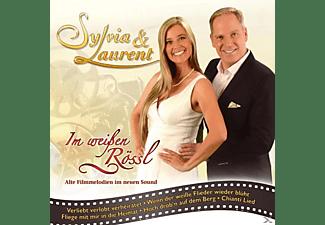 Sylvia & Laurent - Im weißen Rössl.Alte Filmmelodien im neuen Sound  - (CD)