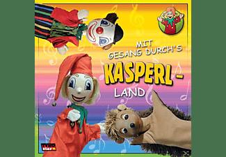 Kasperl - Mit Gesang durchs Kasperlland  - (CD)