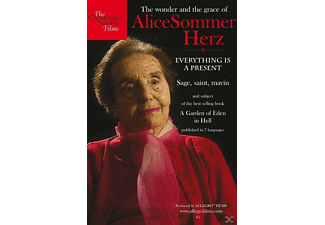 Alice Sommer Herz - Everything Is A Present  - (DVD)