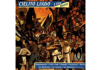 VARIOUS - E Viva Mexico  - (CD)