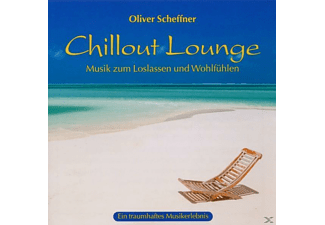 Oliver Scheffner - Chillout Lounge - (CD)