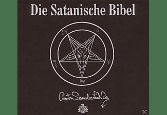 Anton Szandor Lavey - Die Satanische Bibel (Hörbuch)  - (CD)