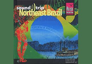 Soundtrip - Northeast Brazil  - (CD)