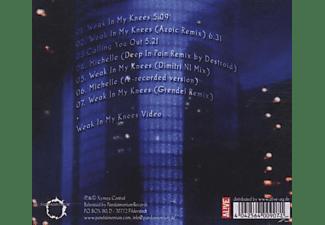 Clan Of Xymox - week in my knees  - (Maxi Single CD)