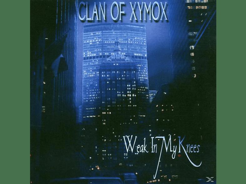Clan Of Xymox - week in my knees [Maxi Single CD]