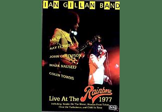 Ian Band Gillan - Live At The Rainbow 1977  - (DVD)