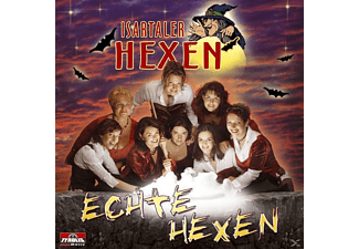 Isartaler Hexen - Echte Hexen  - (CD)