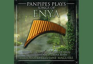 VARIOUS - Panpipes Plays Songs Of Enya  - (CD)