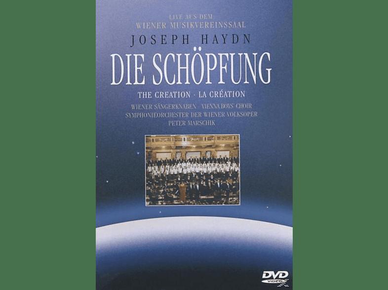 VARIOUS - Die Schöpfung [DVD]