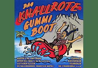 VARIOUS - Er Hat Ein Knallrotes Gummiboot  - (CD)