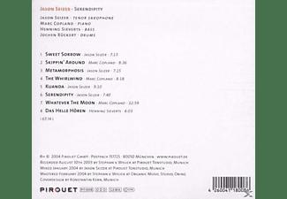 Jason Seizer - Serendipity  - (CD)