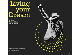 WALSER,AL & JACKSON,JERMAINE FEAT.MJ ALL STARS - Living Your Dream  - (CD)