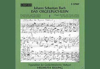 Das Orgelbüchlein Vol.1