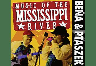 Bena & Ptaszek - Music Of The Mississippi River  - (CD)