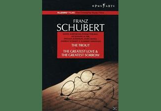 Du Pre/Barenboim/Perlman/+ - Forellenquintett  - (DVD)