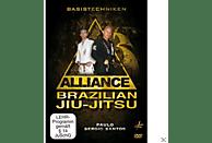 ALLIANCE BRAZILIAN JIU-JITSU BASISTECHNIKEN [DVD]