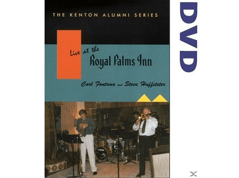 FONTANA,CARL/HUFFSTETTER,STEVE - Live At The Royal Palms Inn [DVD]
