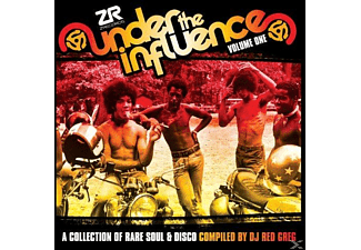 VARIOUS - Under The Influence Vol.1  - (CD)
