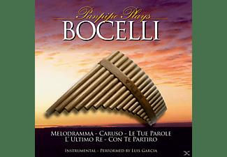 Luis Garcia - Panpipe Plays Bocelli  - (CD)