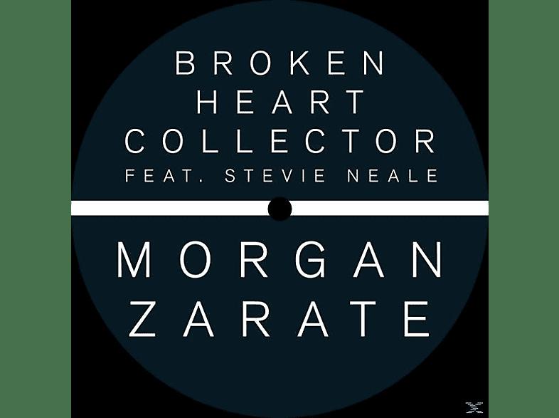 Morgan Zarate - Broken Heart Collector EP [Vinyl]