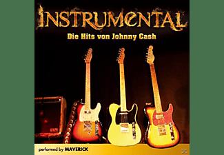 Maverick - Instrumental-Die Hits von Johnny Cash  - (CD)