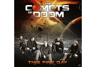 The Comets Of Doom - This Fine Day  - (CD)