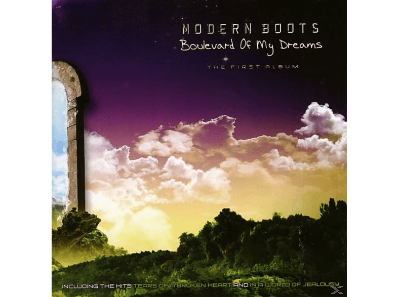 Modern Boots - Boulevard Of My Dreams [CD]