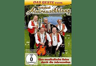 Original Almrauschklang - Das Beste Vom Original Almrauschklang - Eine Musikalische Reise Durch Die Jahreszeiten  - (DVD)
