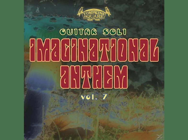 VARIOUS - Imaginational Anthems Vol.7 [CD]