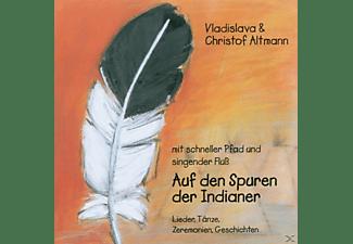 Vladislava - Auf den Spuren der Indianer (Kinderlieder)  - (CD)