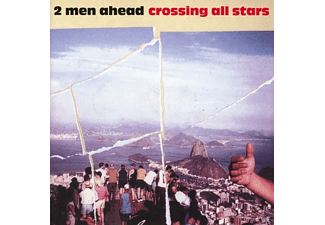 2 Men Ahead - crossing all stars  - (CD)