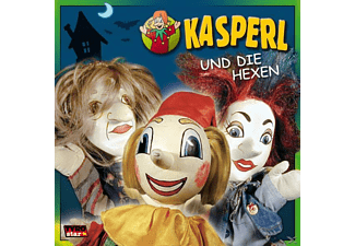 Kasperl - Kasperl und die Hexen  - (CD)