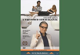 VARIOUS - L'equivoco Stravagante  - (DVD)