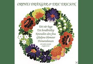 Eric Ericson, Eric Ericson Chamber Choir, Orphei Drangar - Orphei Drängar & Eric Ericson  - (CD)