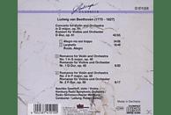 VARIOUS - Violinkonzert Op.61/Romanze 1, Op.40/2, Op.50 [CD]