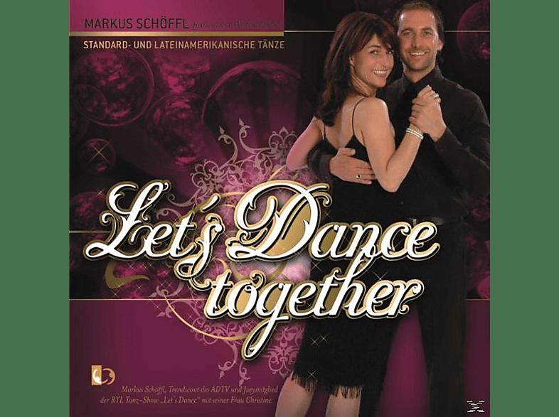 Markus Schoeffl - Let's Dance Together [CD]