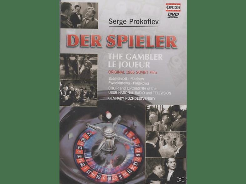 Gennadi Roshdestwenskij - Der Spieler [DVD]