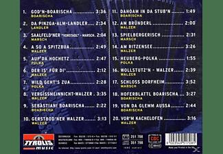 VARIOUS - Junge Volksmusikanten spielen auf  - (CD)