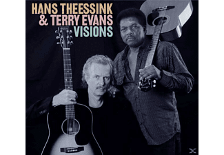 Evans Terry - Visions  - (CD)